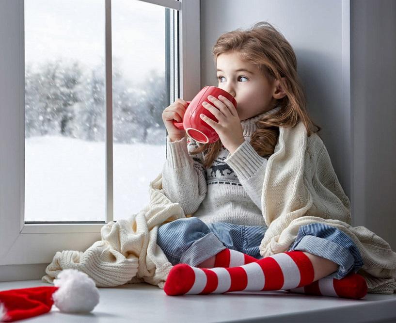 Caldo e benessere in casa