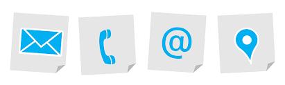 Dove siamo email telefono