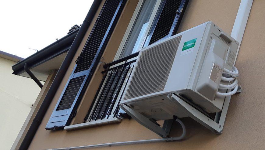 Dual Fujitsu-general-condizionatori Brescia