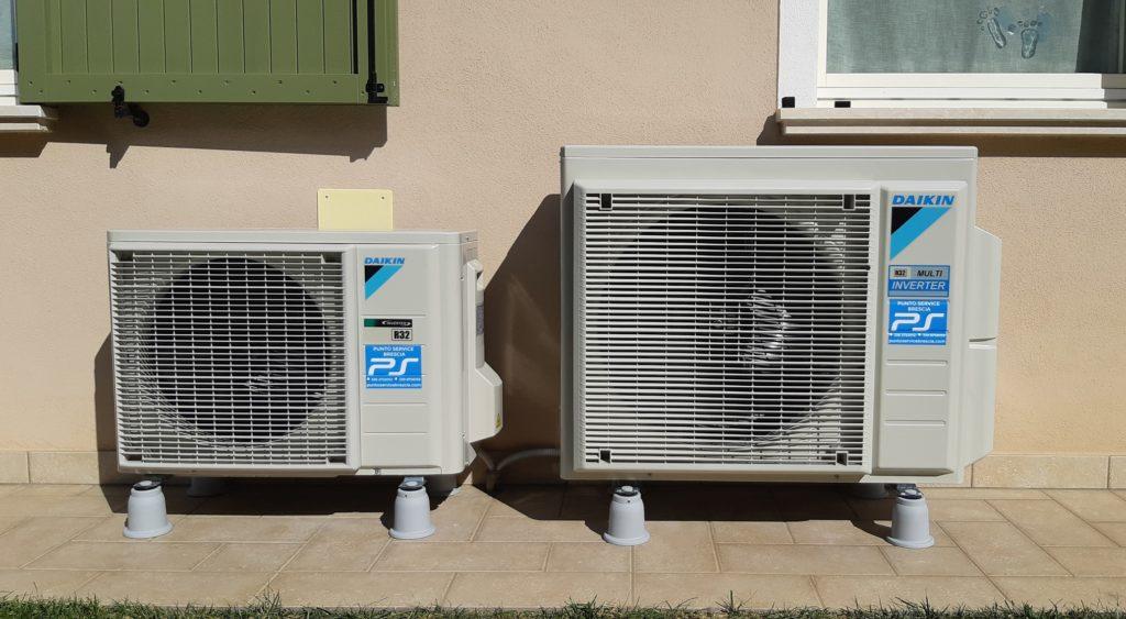 Pompa di calore Daikin-condizionatori Brescia