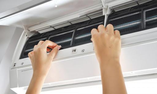 Pulizia filtri climatizzatore-condizionatori Brescia