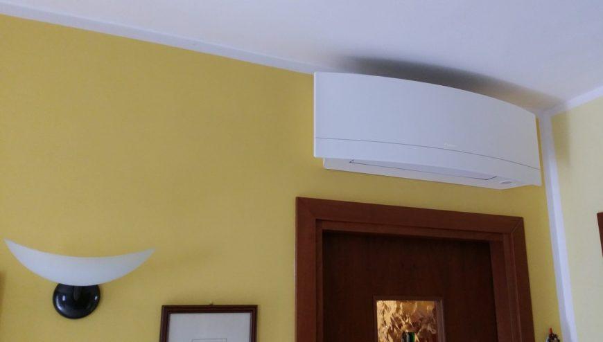 climatizzatore un. interna Daikin Emura-condizionatori Brescia
