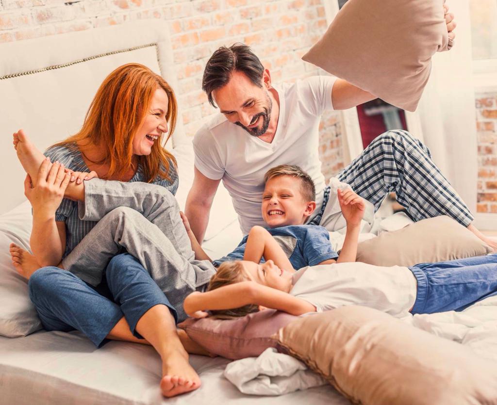il confort per tutta la famiglia Condizionatori Brescia