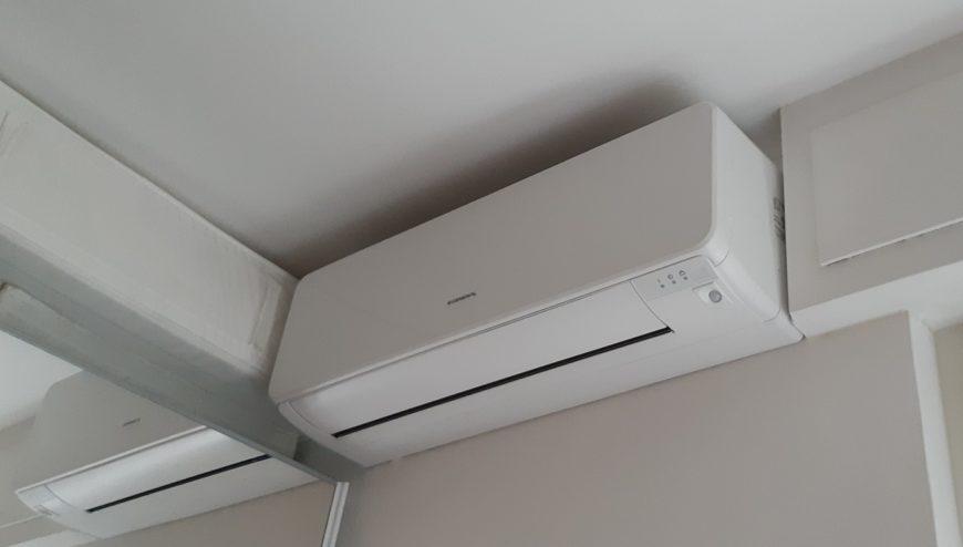 un. interna climatizzatore Fujitsu-General-condizionatori Brescia