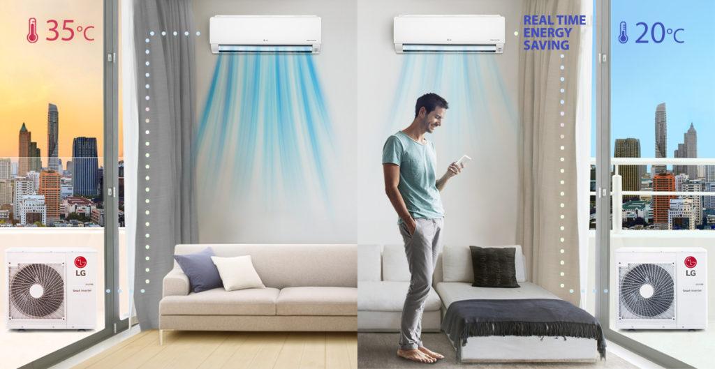 Multi_Split-climatizzatore adatto per più locali-condizionatori Brescia