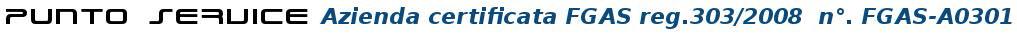 Punto_Service_azienda_certificata_FGAS
