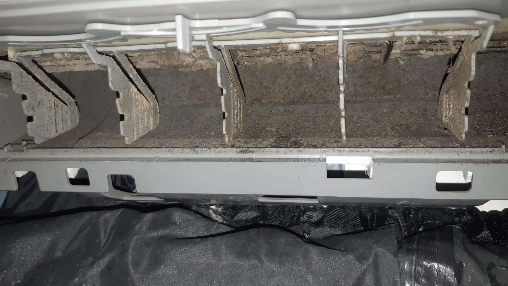 Ventola climatizzatore Split a parete